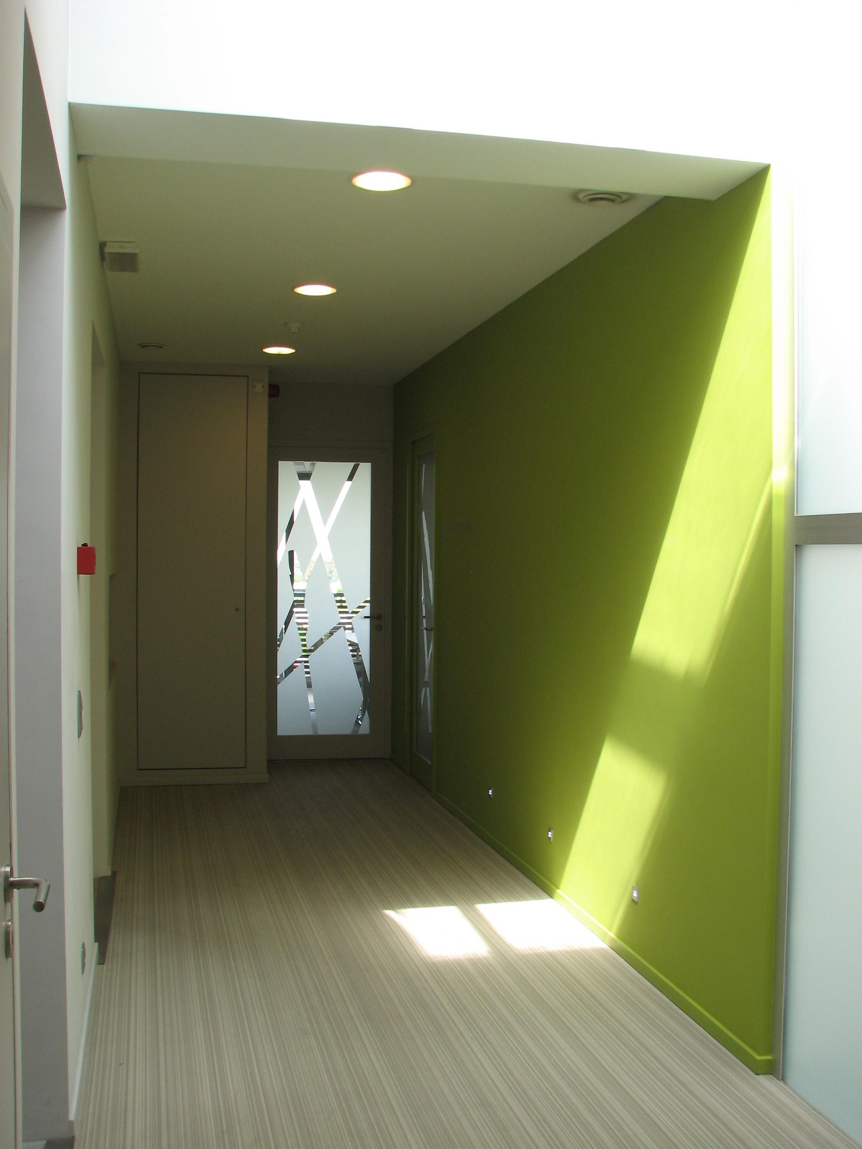 Tetrix - Julie Xhauflaire - Sipal Partners - #interior design #modern work space